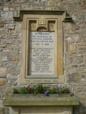 Wiswell Memorial